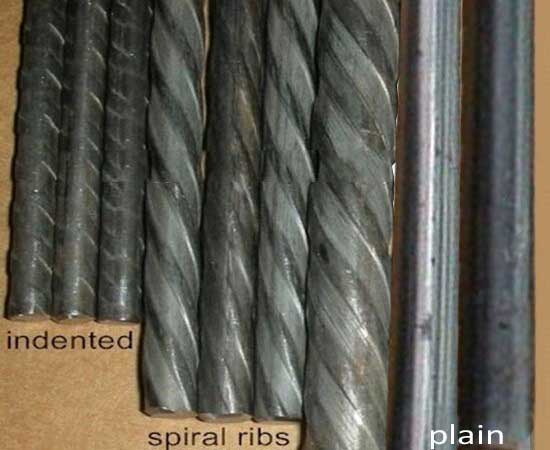 انواع PC-Wire-types