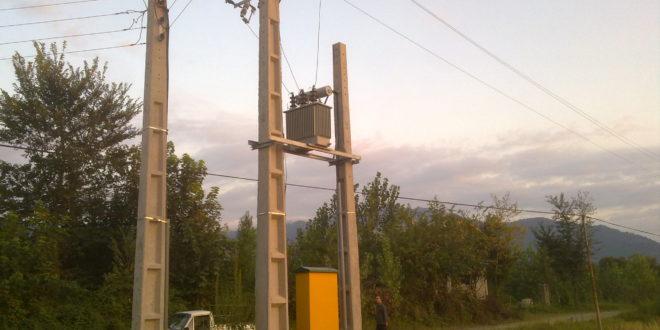 تیر برق بتنی اچ شکل تیر برق بتنی H شکل H Pole