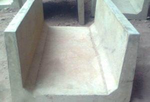 قالب کانال انتقال آب بتنی