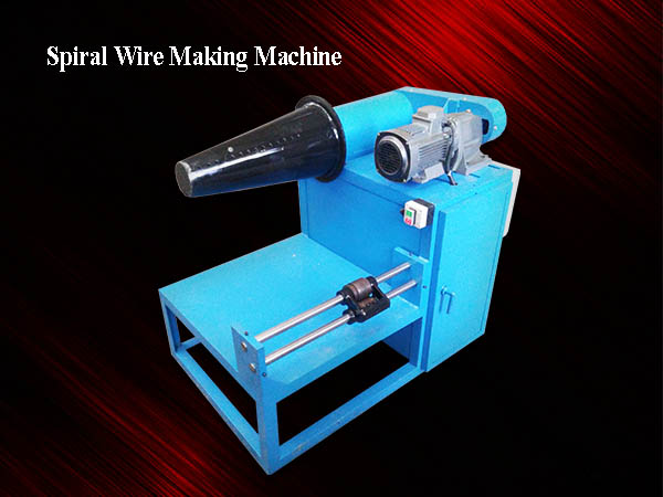 Spiral Wire Making Machines