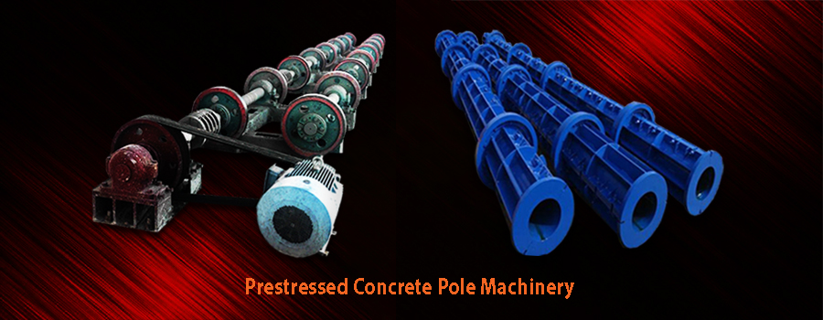 Prestressed Concrete Pole Machinery