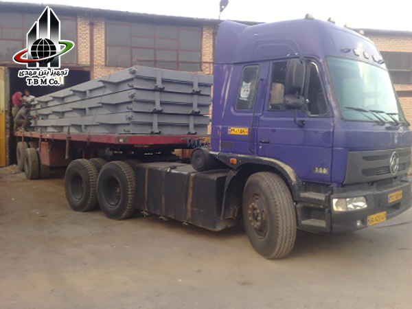 delivering Concrete mold for turkmenistan